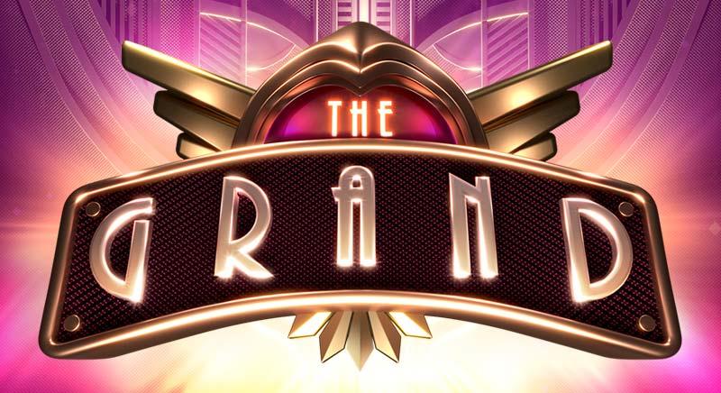 The Grand Slot Logo