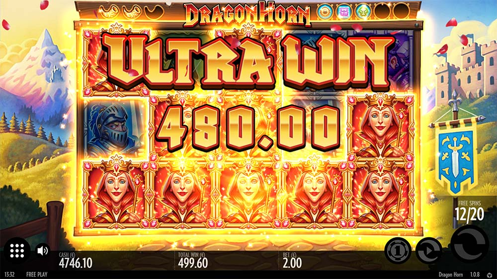Dragon Horn Slot - Ultra Win