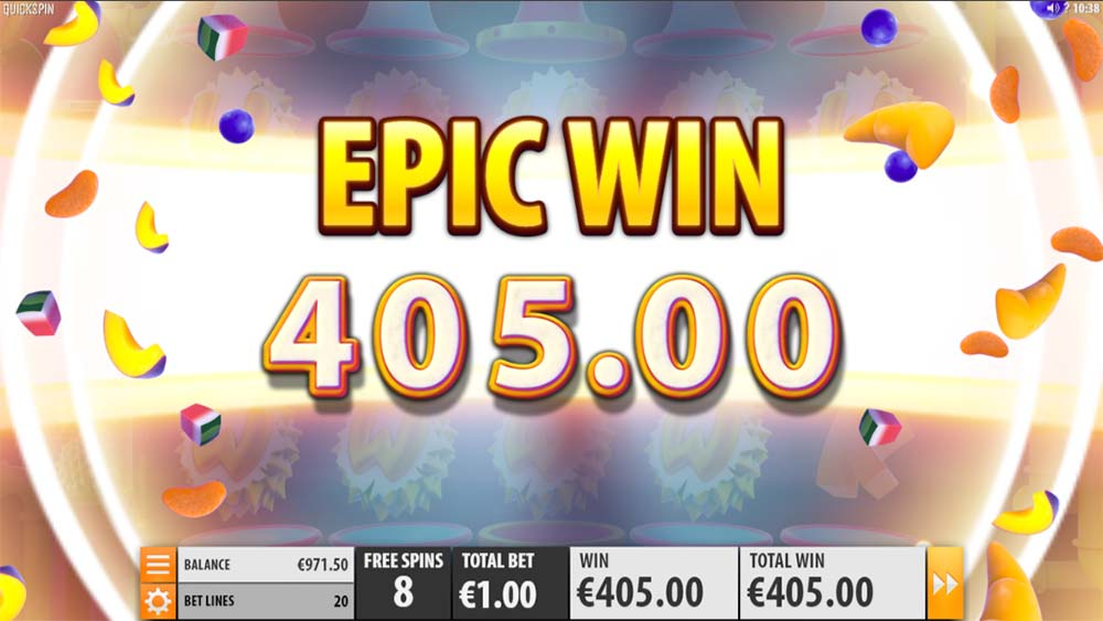 Durian Dynamite Slot - Epic Win