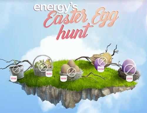 Energy Casino Easter 2019 Promotions