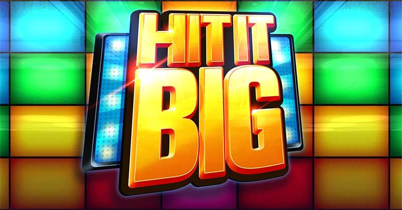 Hit It Big Slot Logo