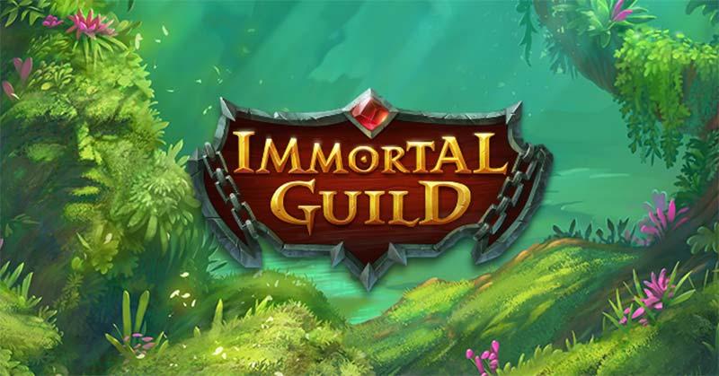 Immortal Guild Slot Logo