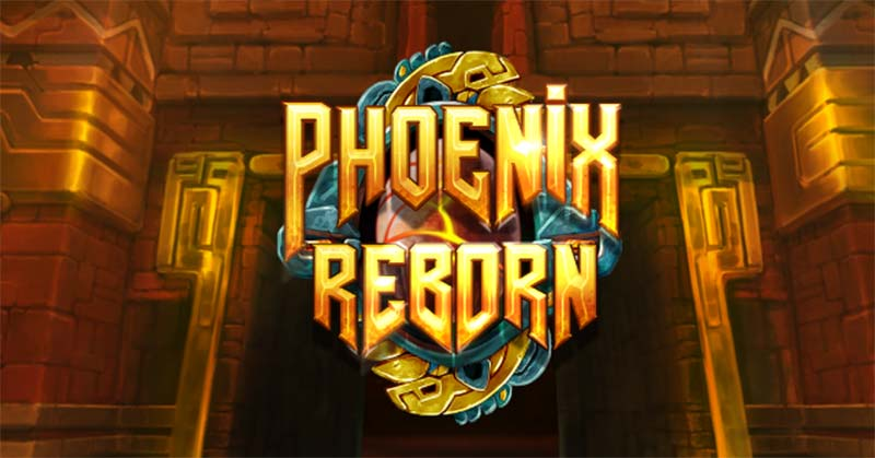 Phoenix Reborn Slot Logo
