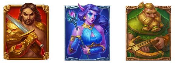 Special Symbols - Immortal Guild