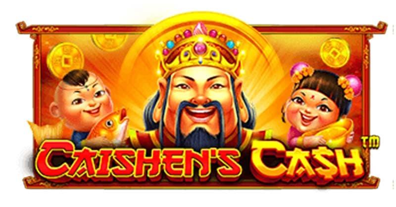 Caishen's Cash Slot Logo
