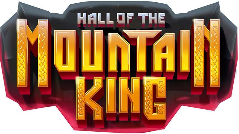 Hall of the Mountain King Slot Logo