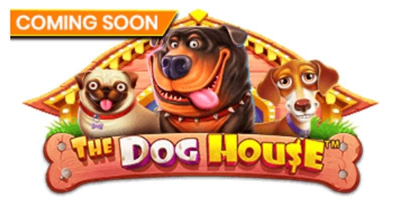 The Dog House Slot Logo