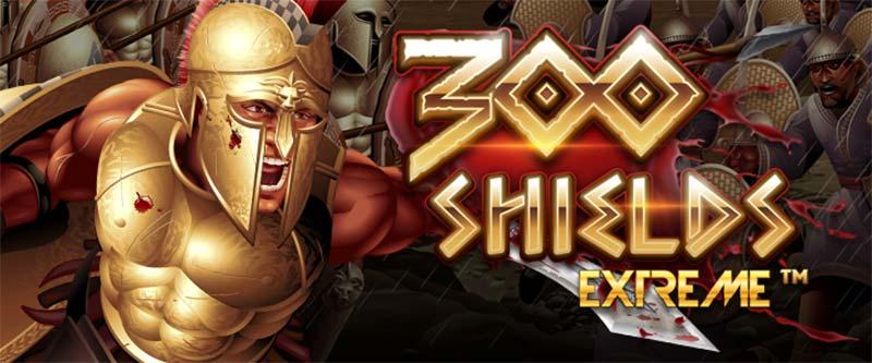 300 Shields Extreme Logo