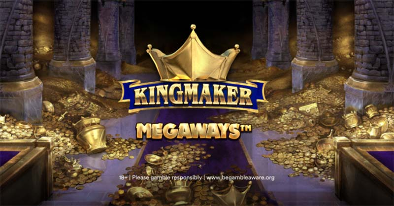 Kingmaker Slot Logo