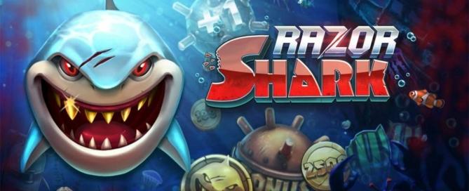Razor Shark Slot Logo
