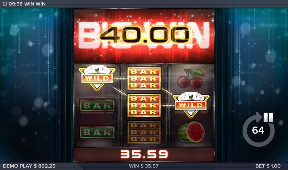 Win Win Slot - Free Spins