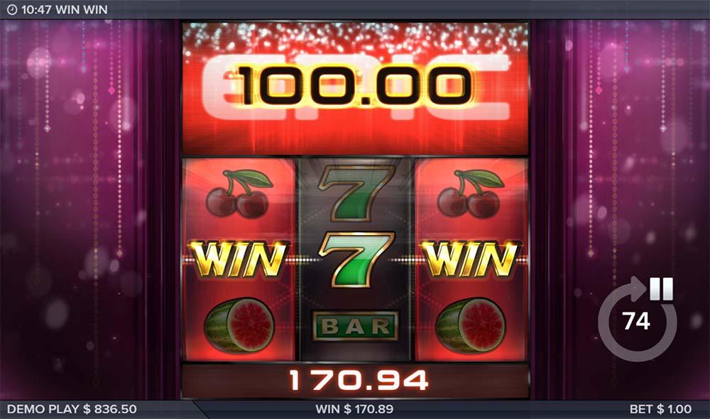 Win Win Slot - Big Win