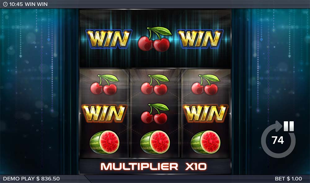 Win Win Slot - 10x Multiplier