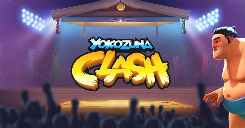 Yokozuna Clash Slot Logo