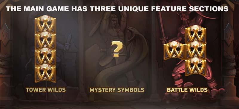 Conan Base Game Features