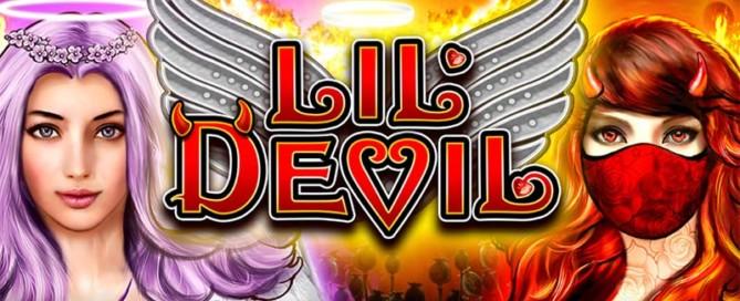Lil Devil Slot Logo