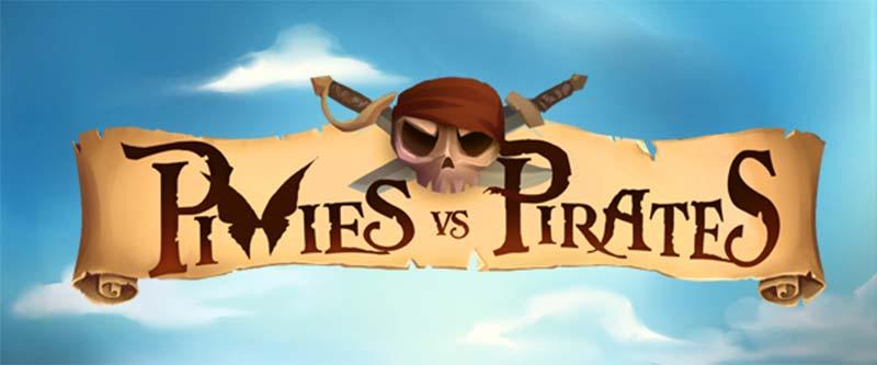Pixies vs Pirates Slot Logo