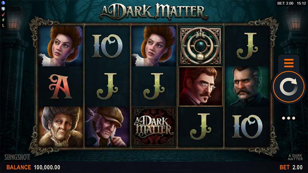 A Dark Matter Slot - Base Game