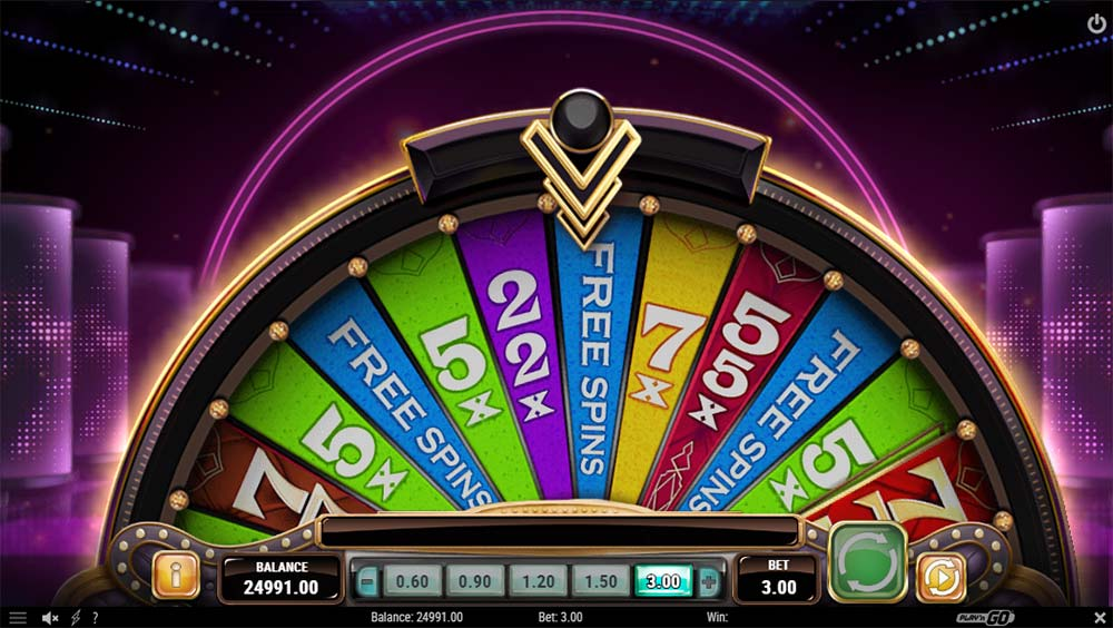 Big Win 777 Slot - Free Spins Won