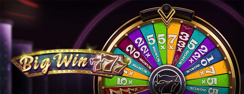 Big Win 777 Slot Logo