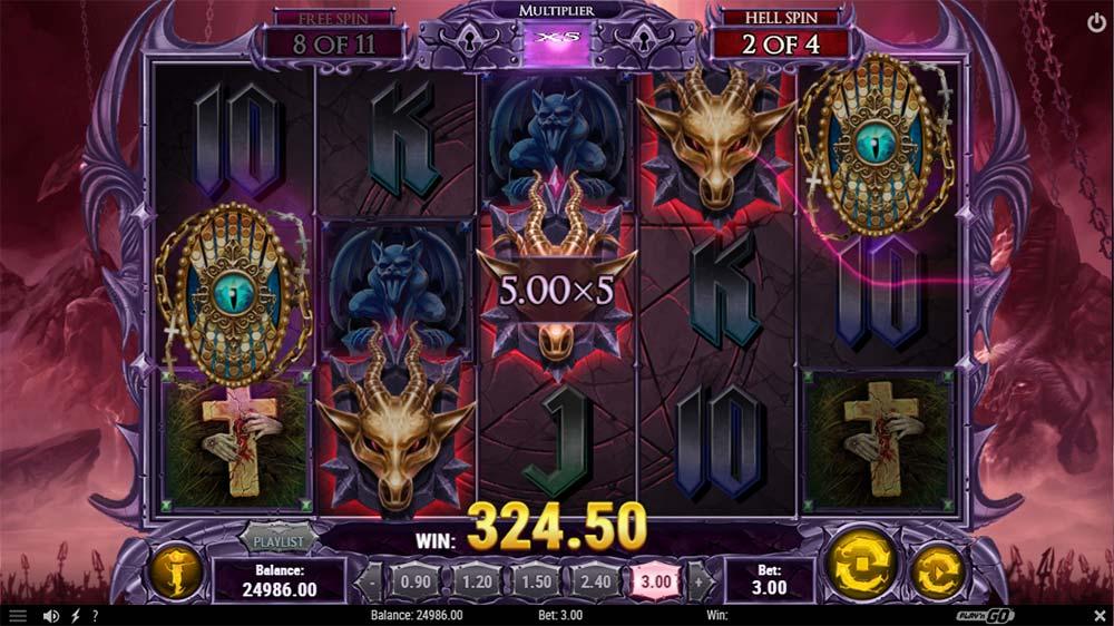 Demon Slot - Big Win