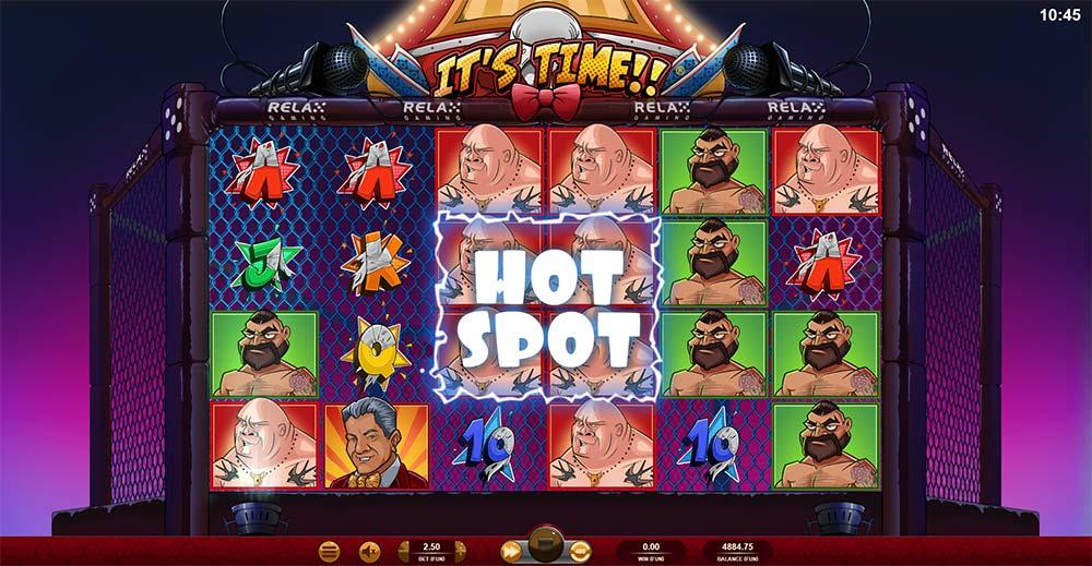 It's Time Slot - Hot Spot Feature