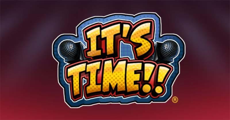 It's Time Slot Logo