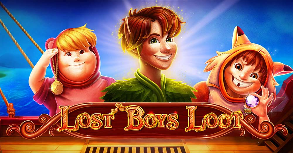 Lost Boys Loot Slot Logo