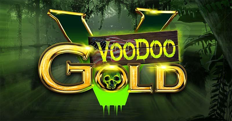 Voodoo Gold Slot Logo