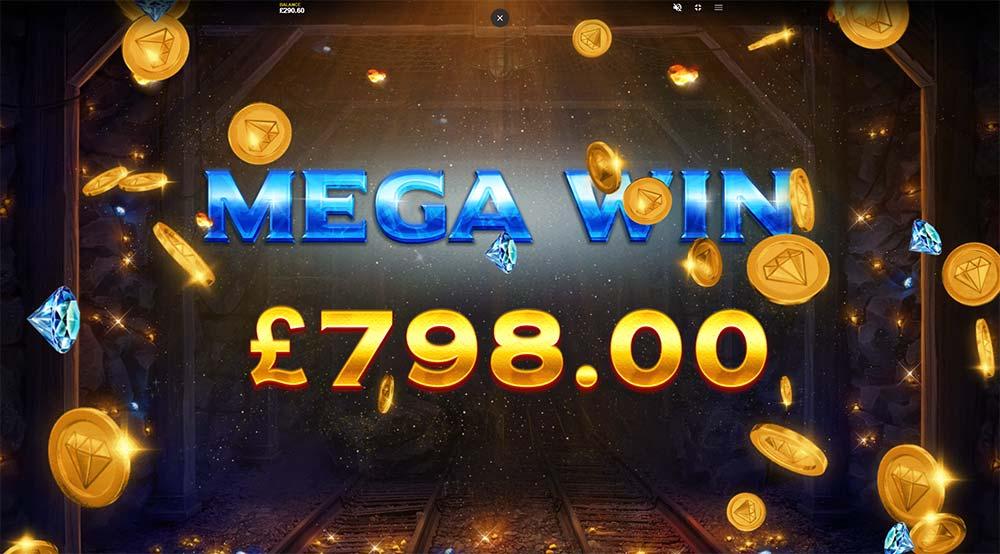 Dynamite Riches Slot - Mega Win