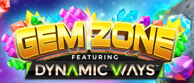 Gem Zone Slot Logo