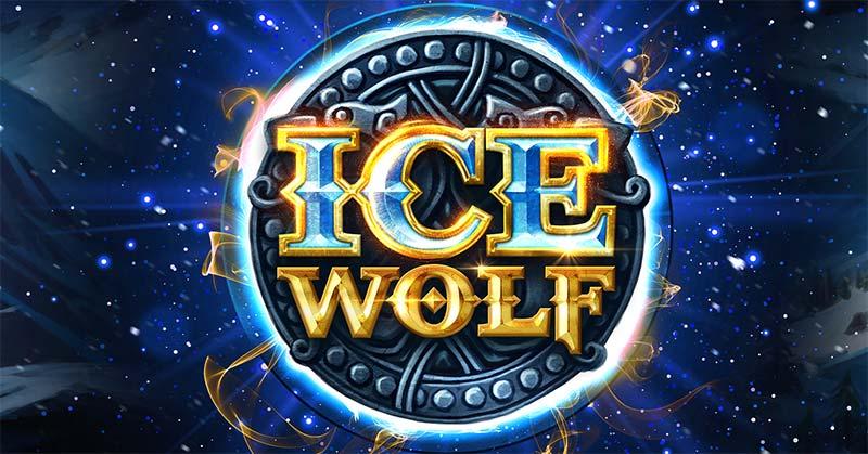 Ice Wolf Slot Logo
