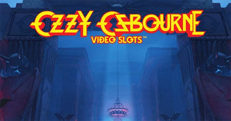 Ozzy Osbourne Video Slots Logo