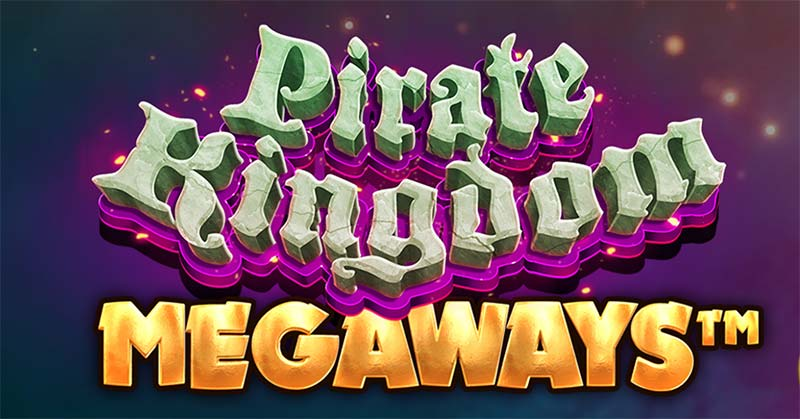 Pirate Kingdom Megaways Slot Logo