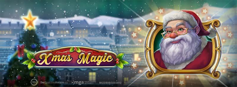 Xmas Magic Slot Logo