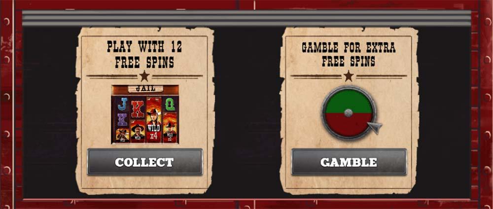 Desperados Wild Megaways Slot - Bonus Gamble