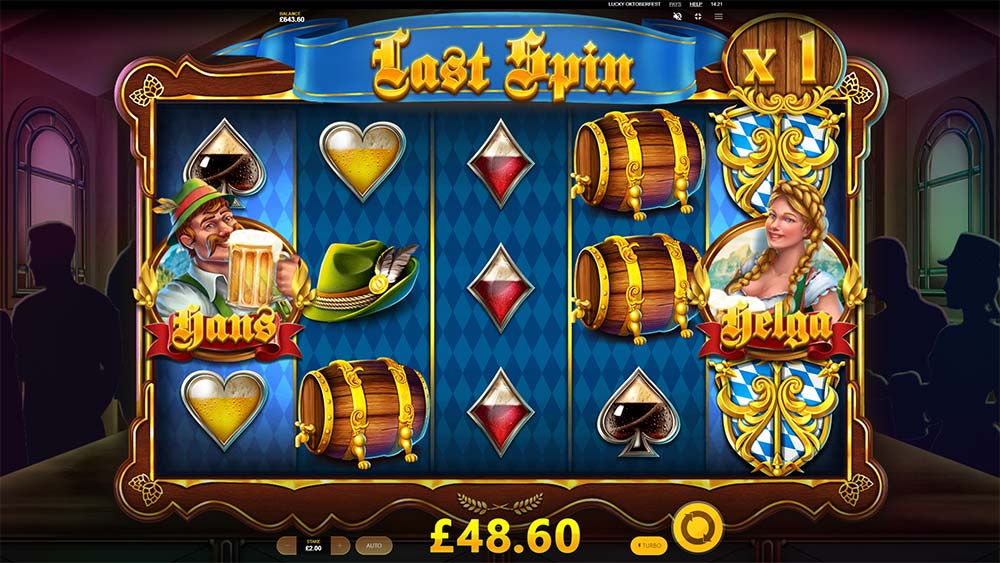 Lucky Oktoberfest Slot - Extra Spins and Multipliers