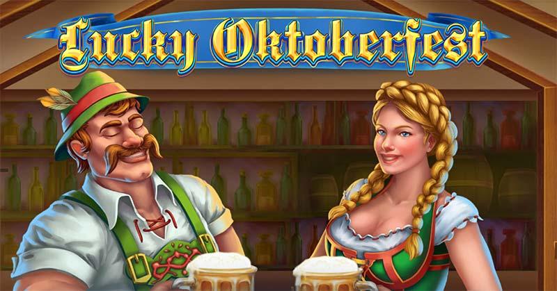 Lucky Oktoberfest Slot Logo