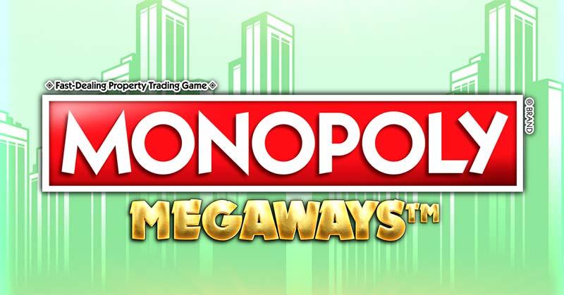 Monopoly Megaways Slot Logo