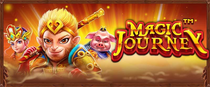 Magic Journey Slot Logo