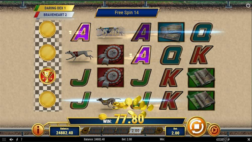 Wildhound Derby Slot -Free Spins