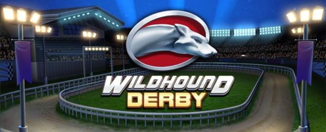 Wildhound Derby Slot Logo