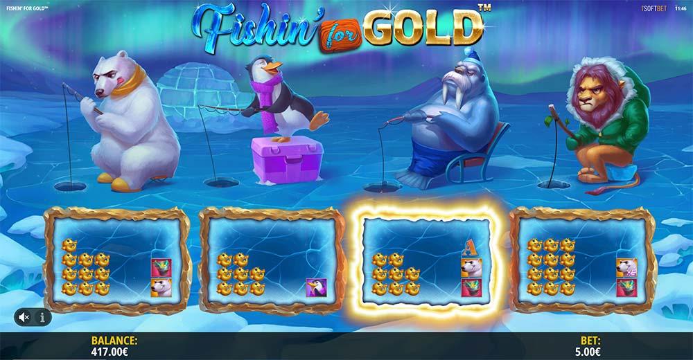 Fishin for Gold Slot - Fishing Game