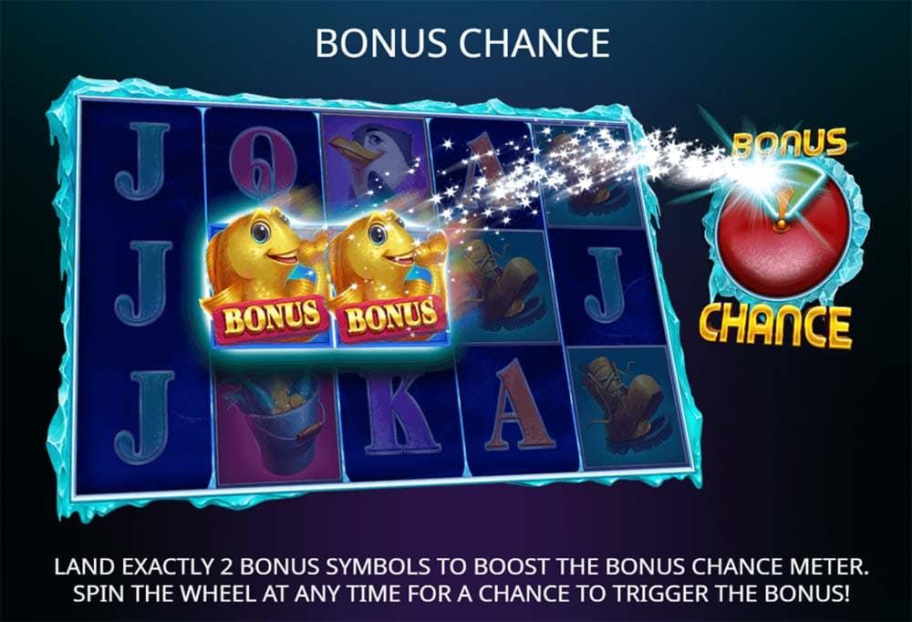 Fishin for Gold Slot - Bonus Chance