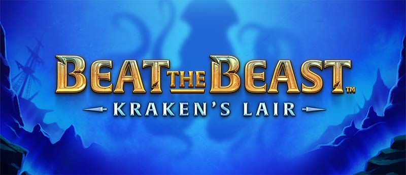 Kraken's Lair Slot Logo