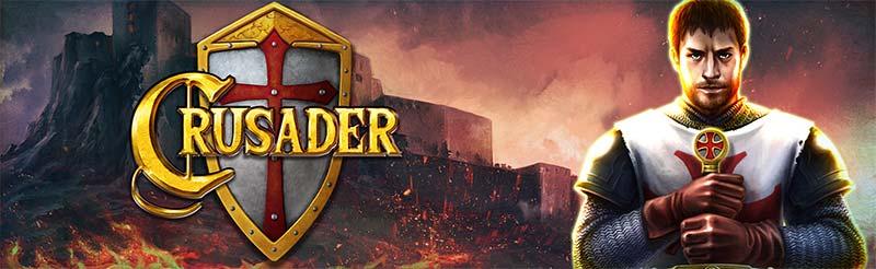 Crusader Slot Logo