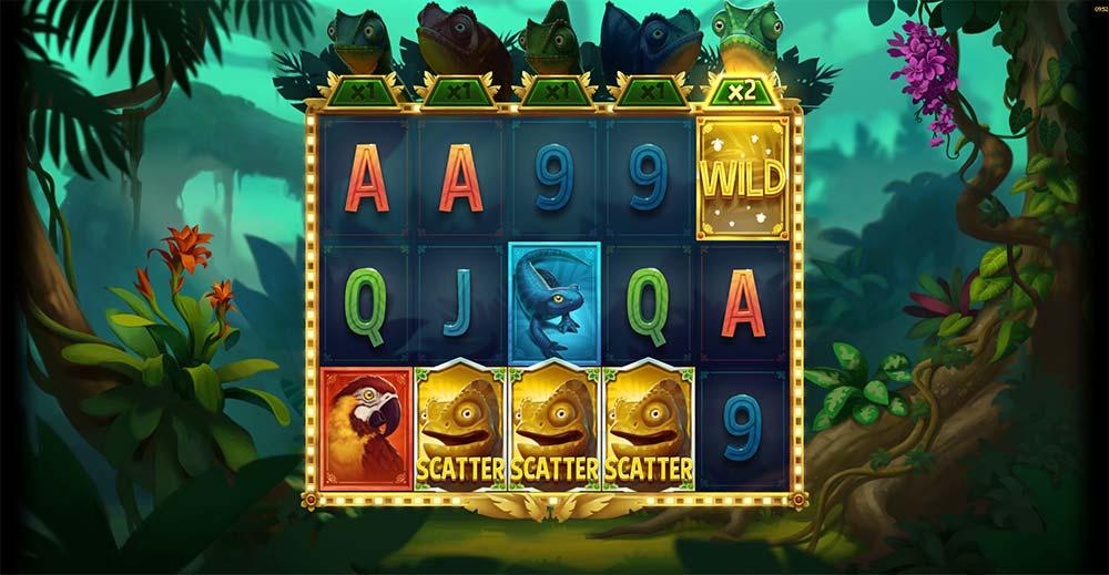Multifly Slot - Bonus Trigger