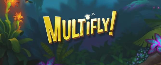 Multifly Slot Logo
