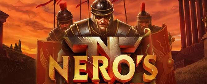 Nero's Fortune Slot Logo