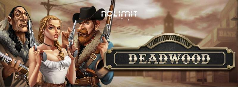 Deadwood Slot Logo